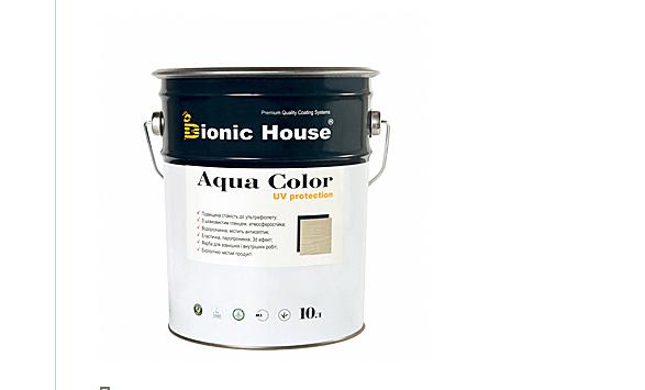 Лессирующие краски для дерева от «Bionic House»: 5 причин для выполнения удачного приобретения