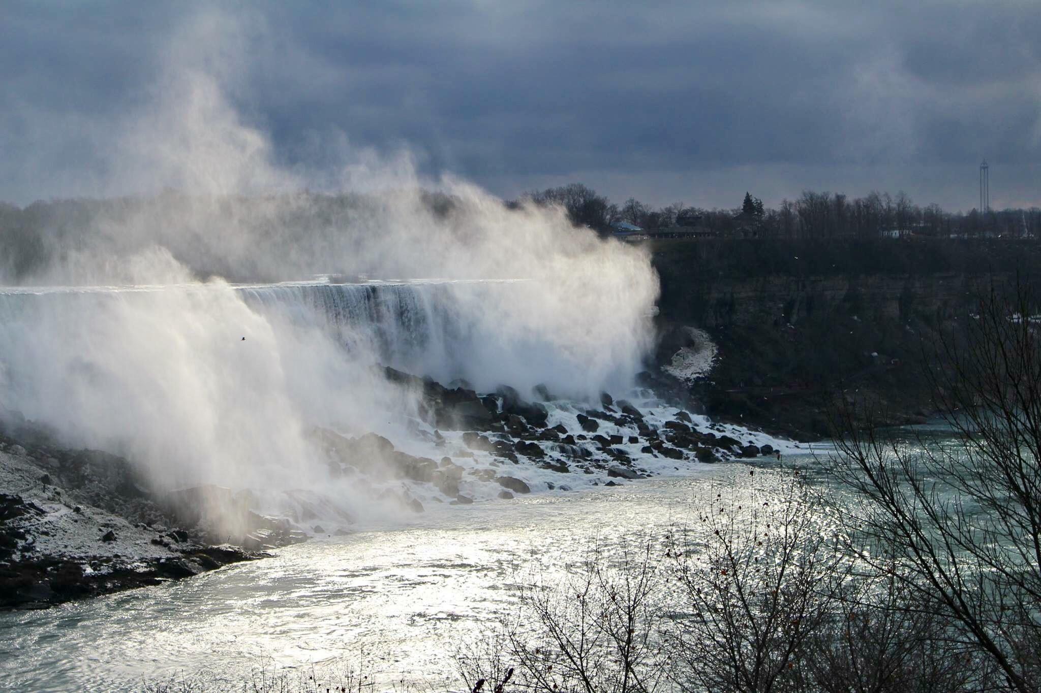 Visiting Niagara Falls, Canada
