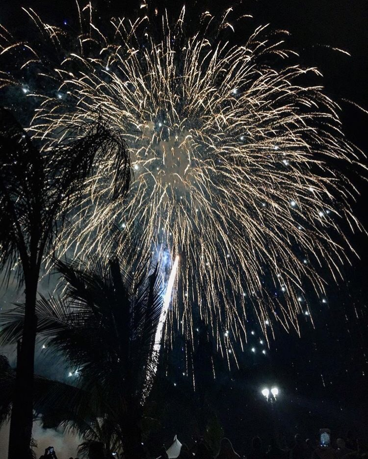 The Best Firework Shows I've Seen (so far)