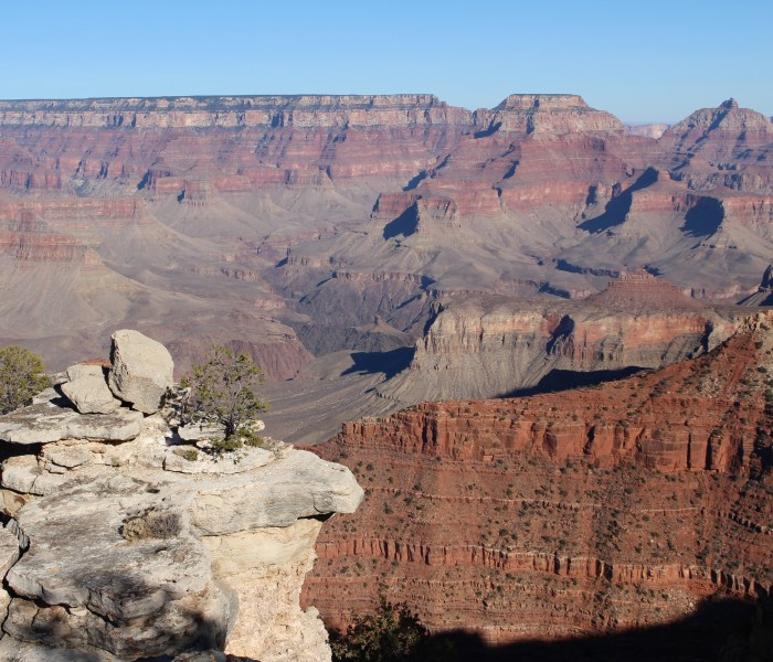 Arizona: Grand Canyon National Park (South Rim)
