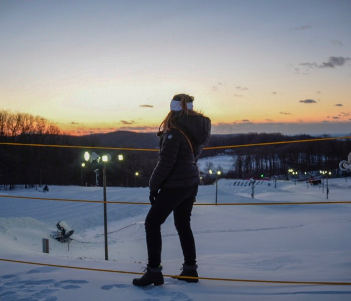 Lebanon, PA: Snow Tubing in a Freezing 11º (And Below) Weather