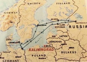 Baltic Ports-of-Call