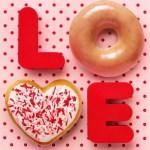 A Krispy Kreme Valentine