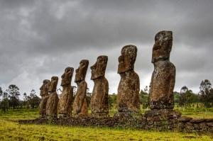 Inland Moai