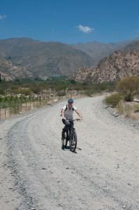 Sarah Cycling