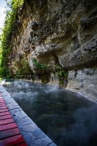 Pool at Termas Geometricas