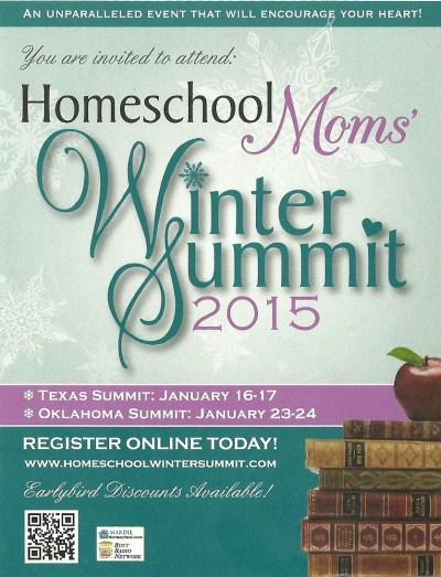 homeschool_winter_summit_2015_flyer