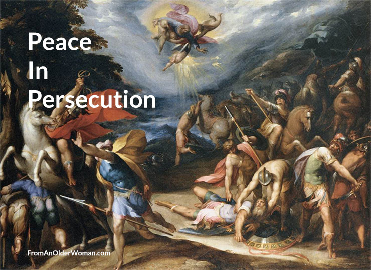 Peace in Persecution