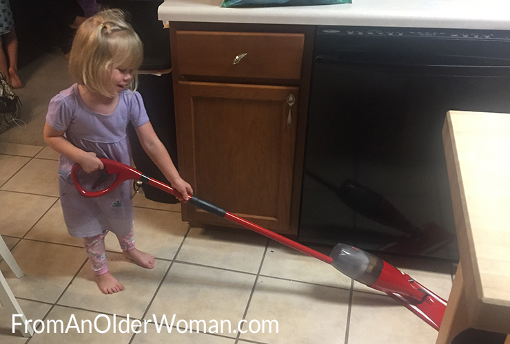 Esther and the Sweeper