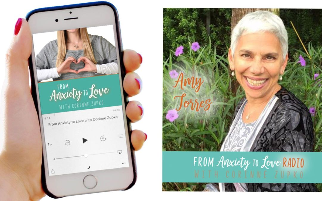 "Episode 4 Amy Torres on ""Dealing with Overwhelm"""