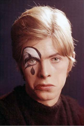 David Bowie Sad