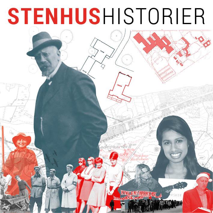 2015 Stenhushistorier - udstilling og website