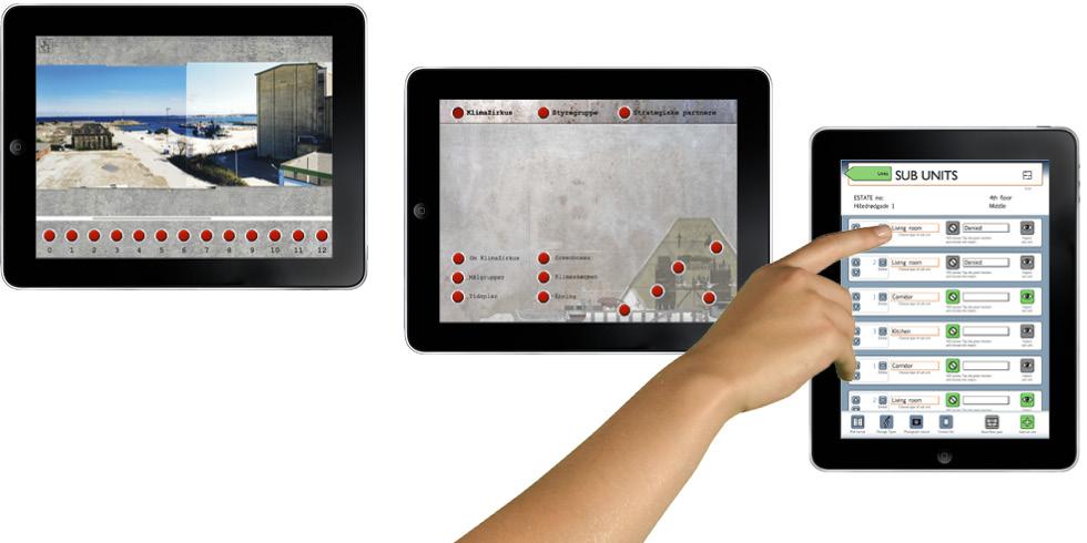 Responsivt design til iPad