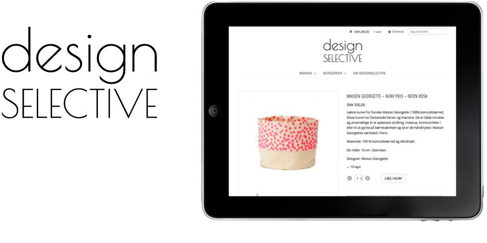DesignSelective - Wordpress- og logo-design