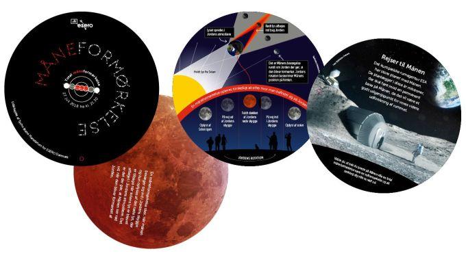 Tycho Brahe Planetarium: Måneformørkelse
