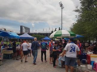 Thai Football culture