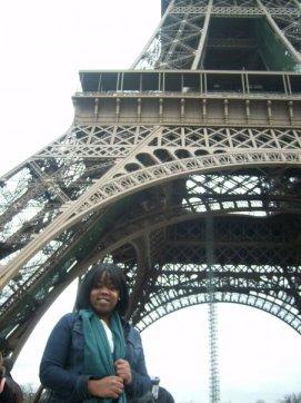 Solo trip to Paris, France