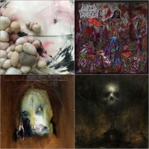 #97 | Brief Album Reviews | Tulip, Lurid Panacea, Black to Comm, AORATOS