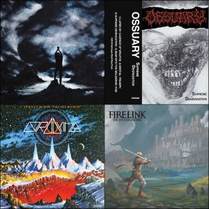 #110 | Album Reviews | Misþyrming, Ossuary, Lord Dying, Firelink