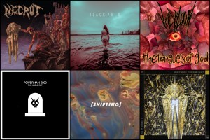 #169 | Track Reviews | Necrot, Black Palm, Voidbloom, Powerman 5000, Shifting, and Imperial Triumphant