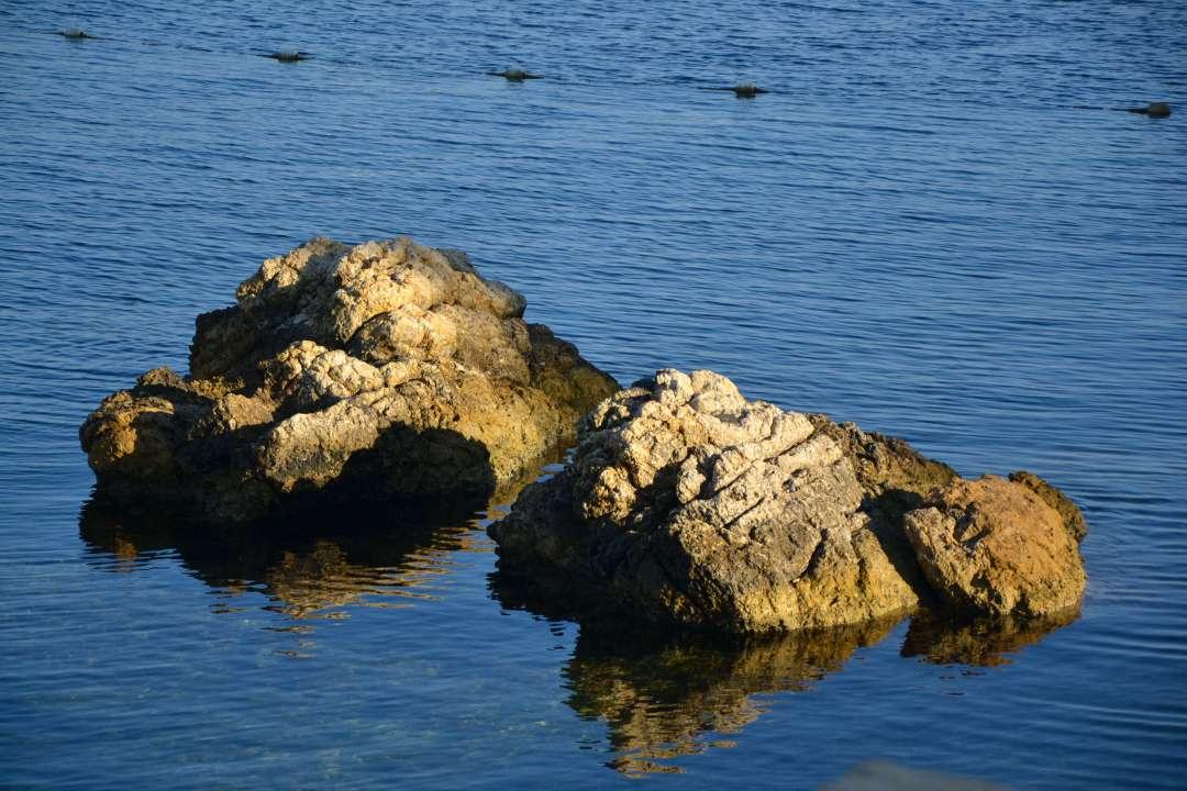 Rochers Cap d'Antibes