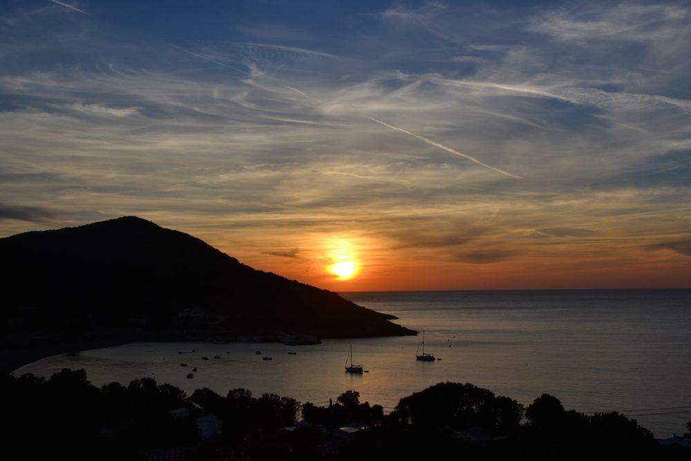 Sunset Haute-Corse