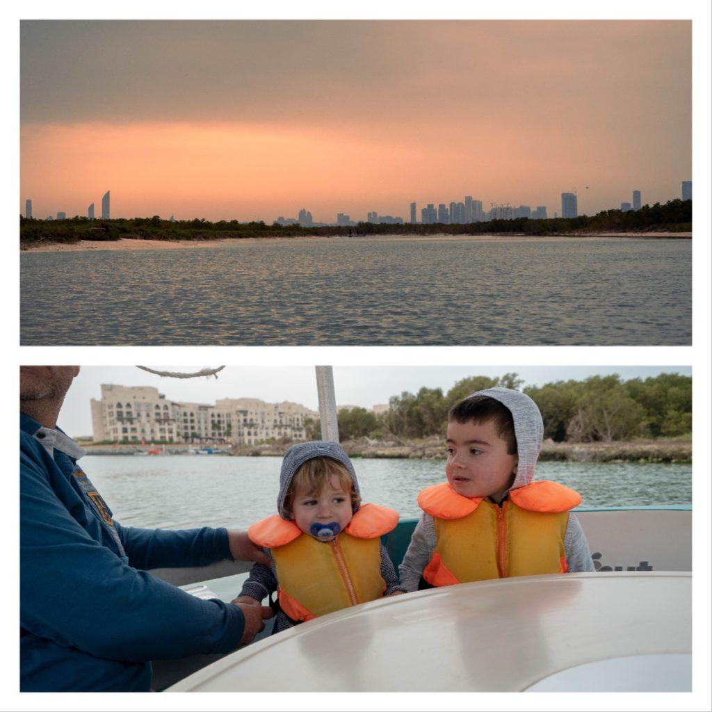 Faire un tour dans la mangrove: incontournable à Abu Dhabi avec des enfants
