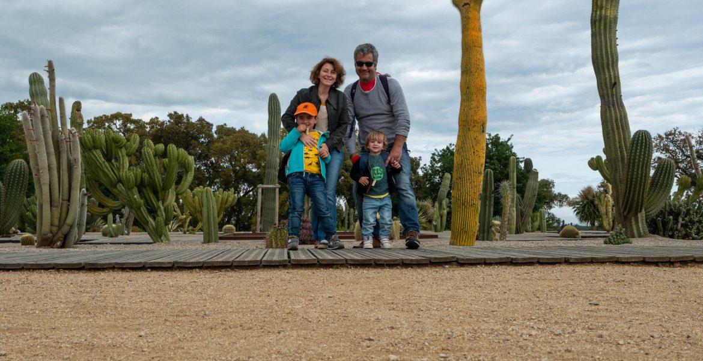 visiter le parc galea en famille