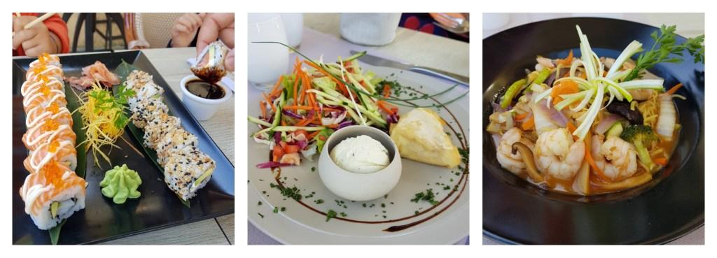Le restaurant L'Appollu à La Porta.