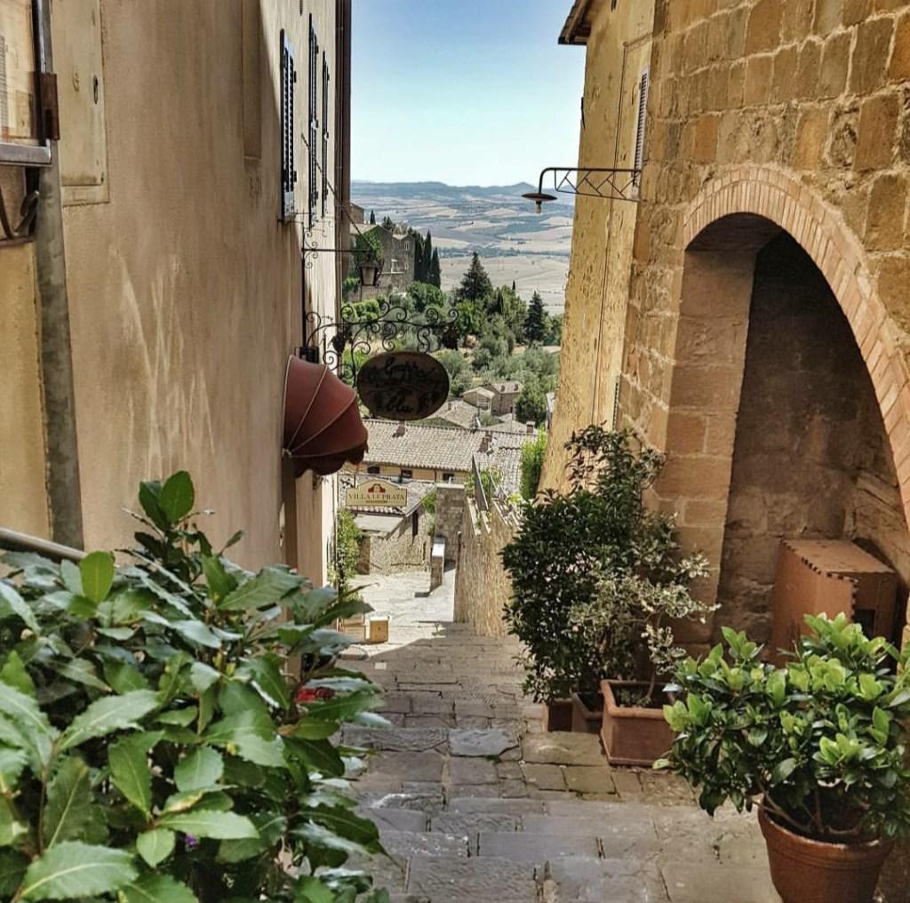 Week-end romantique en Toscane : visiter Montalcino