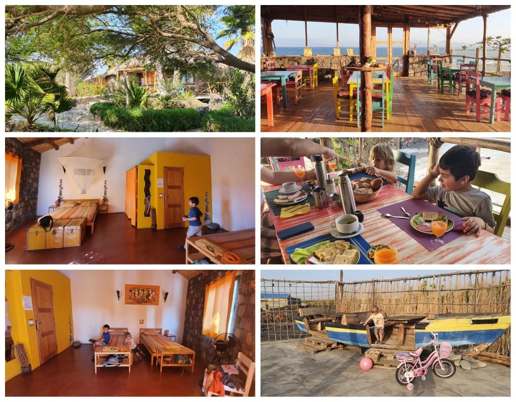 Hébergements familiaux à Santo Antao : Casa de France