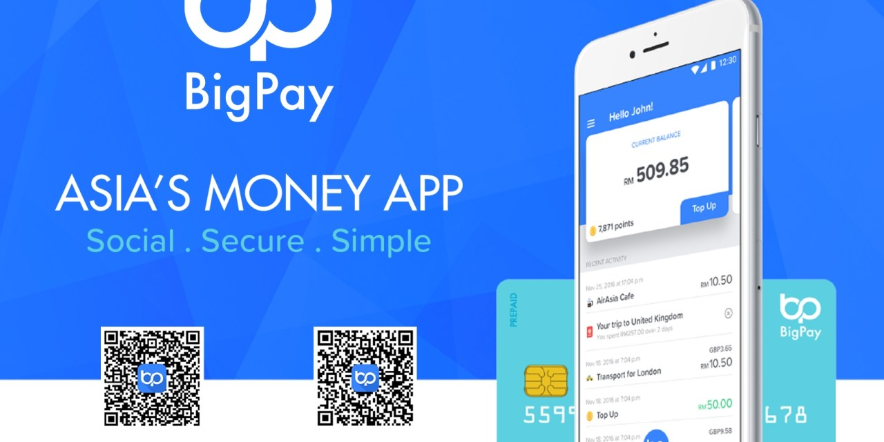 BigPay for the win!