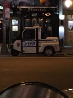 3 Wheeled Police Patrol