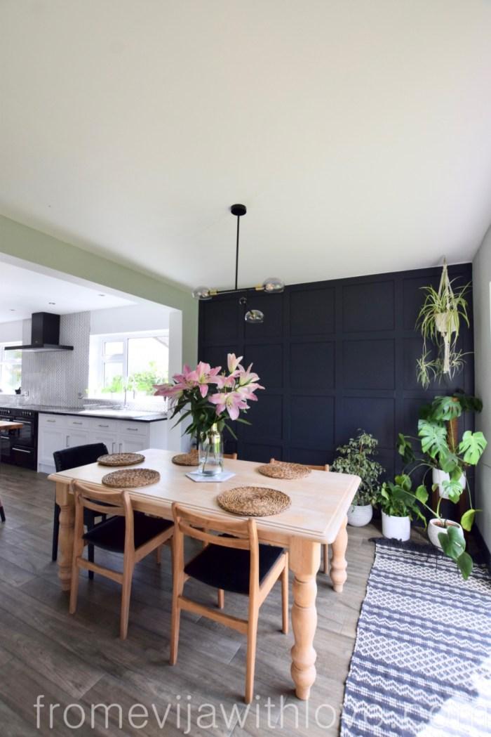 kitchen renovation dining room