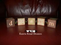 Dream Baby Blocks-Unlock your dreams!