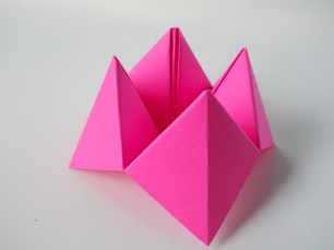 Cootie Catcher 21