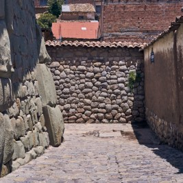 Cusco walls