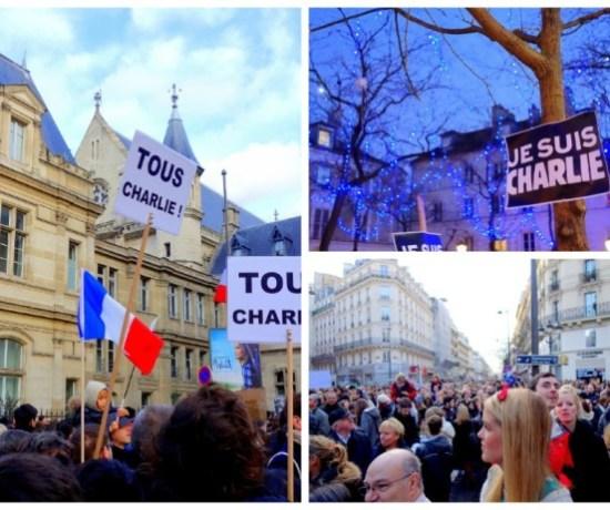 Je Suis Charlie in Paris