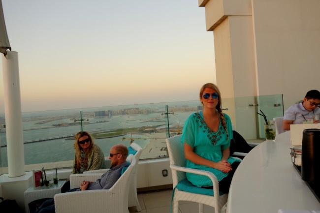 BiCE Sky Bar - Hilton Dubai Jumeirah Resort