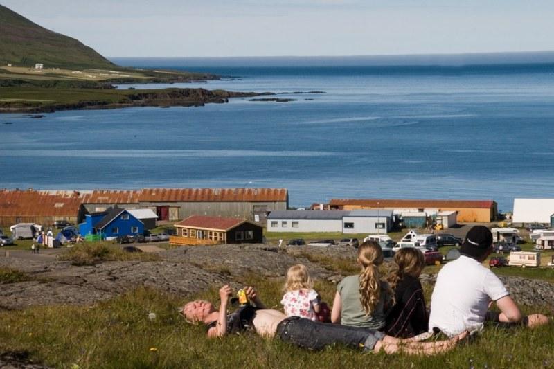 Borgarfjörður eystri bræðslan music festival