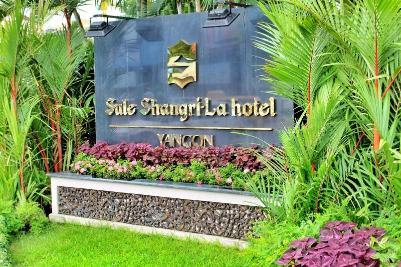 Sule Shangrila hotel