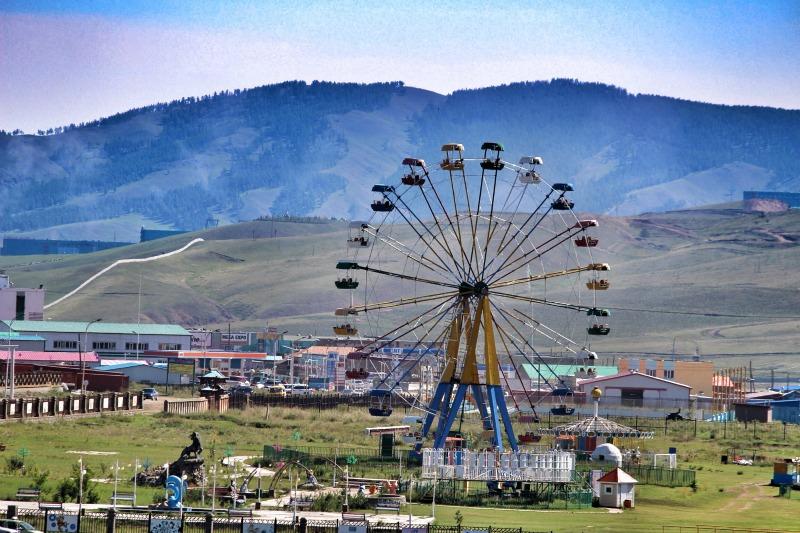 Erdenet to Moron travel8