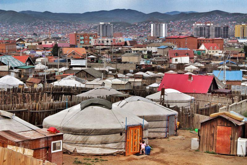 Ulaanbaatar Ger district