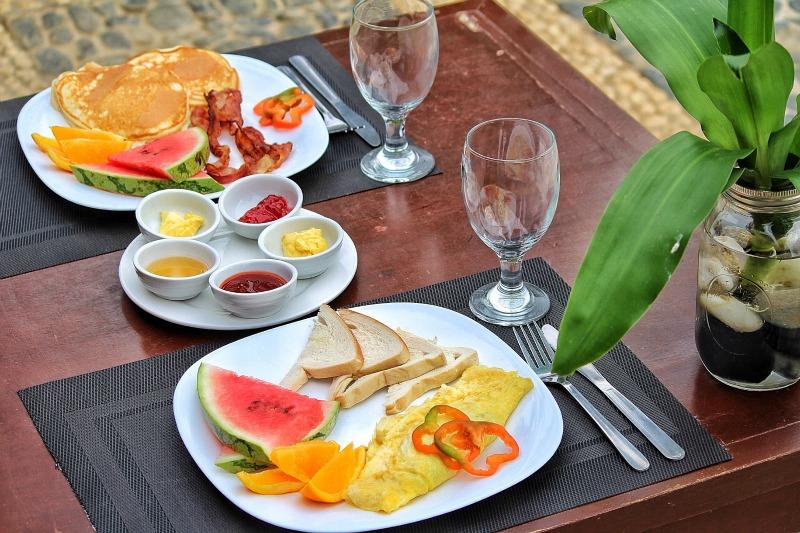 Breakfast1 Lio villas S