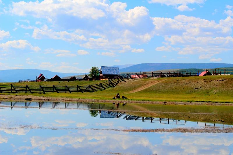 Tsaatanur Lake Mongolia