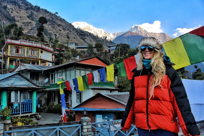 Annapurna Base Camp15