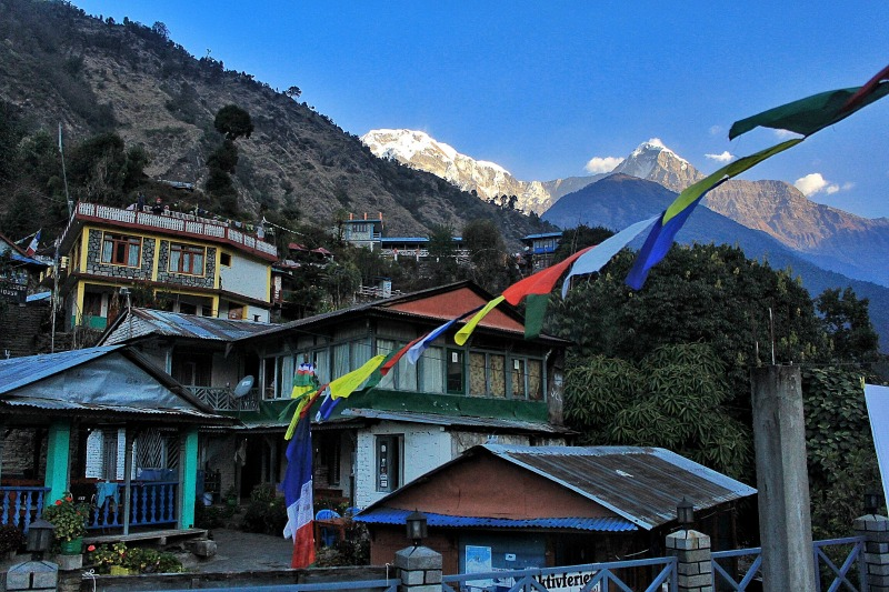 Annapurna Base Camp17