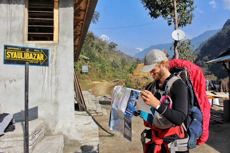 Annapurna Base Camp39