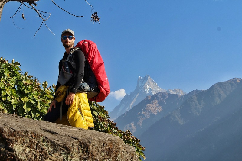 Annapurna Base Camp9