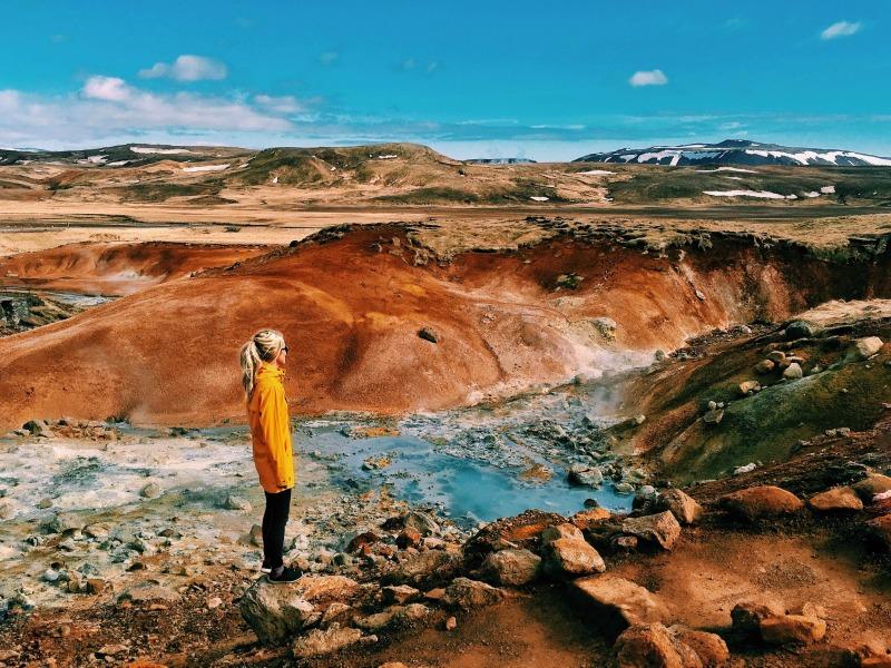 Kleifarvatn Iceland d